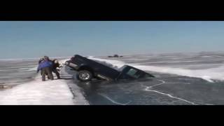 Download Vehicles Falling Through Ice Compilation Video