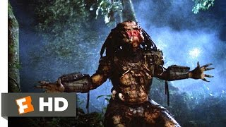 Download Predator (1987) - One Ugly Motherf***er Scene (4/5) | Movieclips Video
