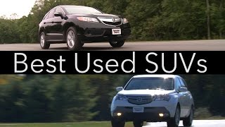 Download Consumer Reports 2015 Best Used SUVs | Consumer Reports Video