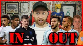 Download REACTING TO ENGLAND WORLD CUP SQUAD - IMO #42 Video