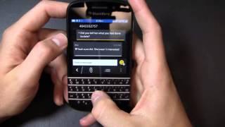 Download BlackBerry Q10 Review Part 2 Video