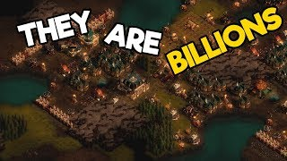 Download They Are Billions Gameplay #7 - Growing The Army and Map Clearing! Video
