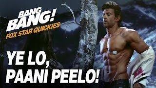 Download Fox Star Quickies : Bang Bang - Ye Lo,Paani Peelo! Video