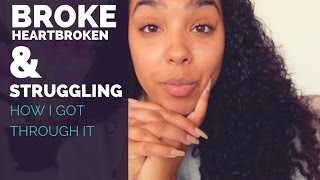 Download STORY TIME | I was HEARTBROKEN, BROKE, and STRUGGLING! Video