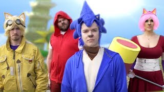 Download Sonic Boom - Sonic Parody & Parkour - #SonicBoom Video