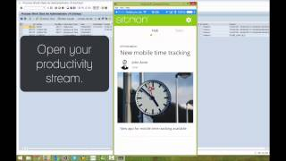 Download Sitrion ONE - How to Configure an SAP Purchase Requisition Mobile App in 60 Seconds Video