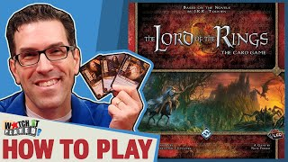 Download Lord Of The Rings LCG - How to Play Video