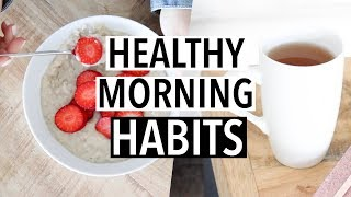 Download 10 Easy Healthy Morning Routine Habits (#3 is a must try!) Video