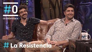 Download LA RESISTENCIA - Entrevista a David Verdaguer y Óscar Machancoses | #LaResistencia 21.06.2018 Video