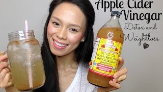 Download Apple Cider Vinegar Drink | clear skin, lose weight, fight fatigue Video