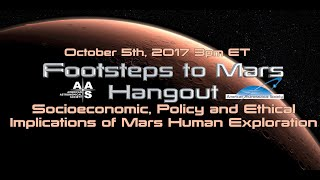 Download Socioeconomic, Policy and Ethical Implications of Mars Human Exploration Video