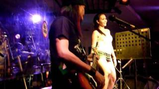 Download SteelHeart Shes Gone COMEDY guitar instrumental/with a sexy dancer Video