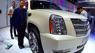 Download Cadillac Escalade 2016, 2017, latest reviews 6,2 V8 supercharged Video