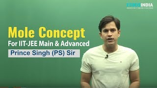Download Mole Concept of First Step to Chemistry by Prince Singh (PS Sir). Video