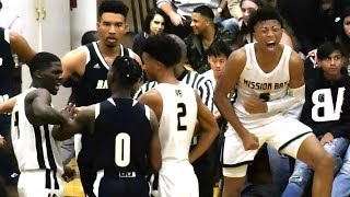 Download Boogie Ellis VS The Mobley Bros! Duke Commit VS USC Commit! Stretch Bigs VS Team Of ALL GUARDS! Video