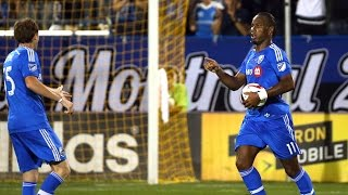 Download HAT TRICK: Didier Drogba's 3 Goals in first Montreal Impact Start Video