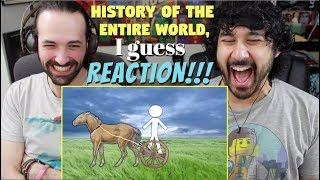 Download HISTORY Of The ENTIRE WORLD, I guess - REACTION!!! Video
