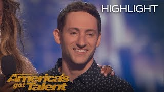 Download Samuel J. Comroe Receives 4th Place on AGT - America's Got Talent 2018 Video