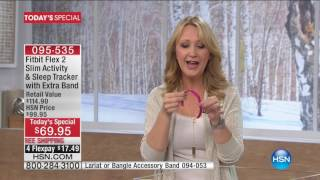 Download HSN   HSN Today: Fitbit Innovations 01.23.2017 - 08 AM Video