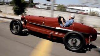 Download 1932 Alfa Romeo Monza Replica - Jay Leno's Garage Video