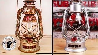 Download Rusted Petrol Lamp - Restoration Video