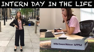 Download DAY IN THE LIFE OF AN ACTUARIAL SUMMER INTERN AT WILLIS TOWERS WATSON Video