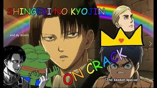 Download ATTACK ON TITAN ON CRACK (2nd season special) Video