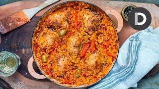 Download Arroz Con Pollo! How to make Best Chicken & Rice Recipe! Video