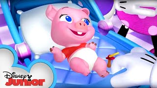 Download Adventures in Piggy Sitting | Minnie's Bow-Toons | Disney Junior Video