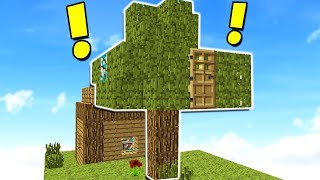 Download WORLD'S BIGGEST MINECRAFT TREE HOUSE! Video