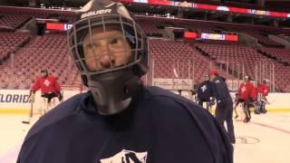 Download El Pres Goalie Challenge - Florida Panthers Tryout Video