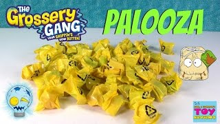Download Huge Grossery Gang Palooza Limited Edition Hunt Blind Bag Opening | PSToyReviews Video