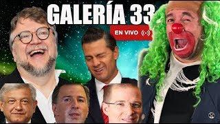 Download GALERÍA #33: MEADE VS ANIMAL POLÍTICO, LOS CANDIDATOS ″CIUDADANOS″ Y CAMBIOS EN EL GABINETE Video