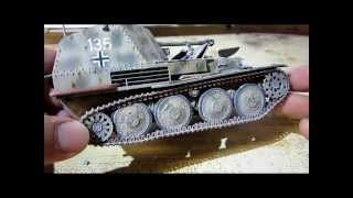 Download Building Dragon Befehlsjager 38 (Marder Three) Tank. Complete from Start to Finish. Video
