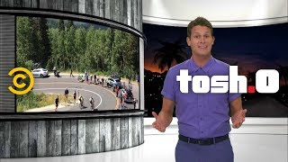 Download Bike Videos: From Fun to Gnarly - Tosh.0 Video