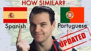 Download How Similar are Spanish and Portuguese? (UPDATED!!) Video
