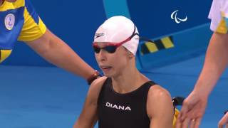 Download Swimming | Women's 100m Backstroke S2 final | Rio 2016 Paralympic Games Video
