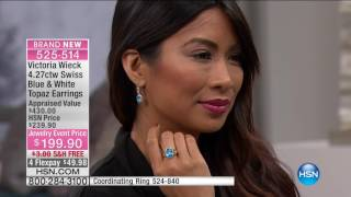 Download HSN | Victoria Wieck Gemstone Jewelry 01.09.2017 - 04 PM Video