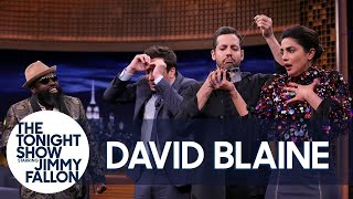 Download David Blaine Sews His Mouth Shut in Insane Trick (w/Jimmy, Priyanka Chopra & The Roots) Video