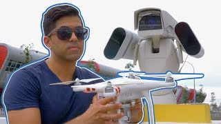 Download This camera detects, hacks and takes down drones | CNBC Reports Video