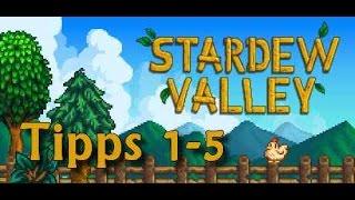 Download Stardew Valley Tipps 1-5 Einsteigertipps Video