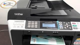 Download Multifuncional Brother MFC-6490CW con cartuchos recargables STC Video