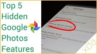 Download Top 5 Hidden Features in Google Photos Video