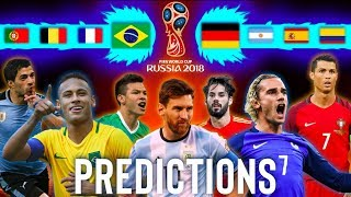 Download FIFA World Cup Russia 2018 *PREDICTIONS* · Final Version Video