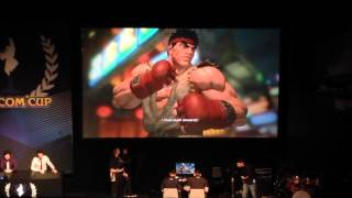 Download Capcom Cup 2014: First Street Fighter V Live Gameplay Reveal Video