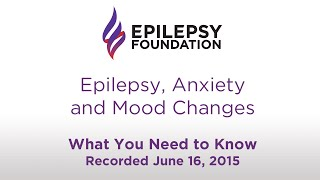 Download Epilepsy, Anxiety and Mood Changes: What You Need to Know Video