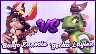 Download Banjo-Kazooie vs. Yooka-Laylee Video