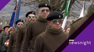 Download Brexit, dissidents and the Irish border – BBC Newsnight Video