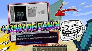 Download Minecraft CUBÃO : TROLLAGEM DA MELHOR ESPADA !! (MINECRAFT TROLL) Video