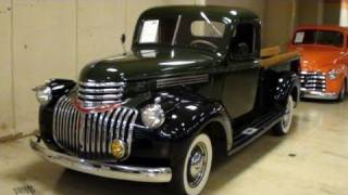 Download 1946 Chevrolet Pickup - Nicely Restored Original Video